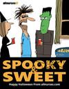Spooky & Sweet Toons