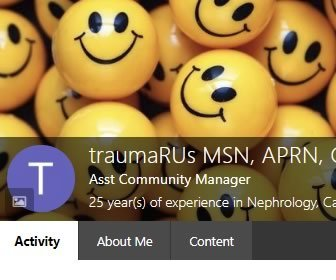 Traumarus' Profile