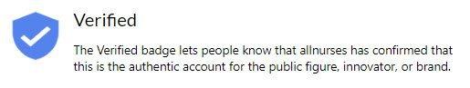Verified Account Program