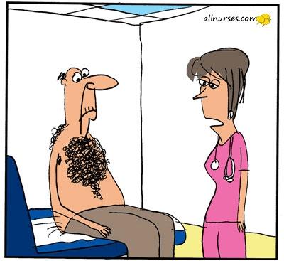 Cartoon Caption Student Nurse Day Contest
