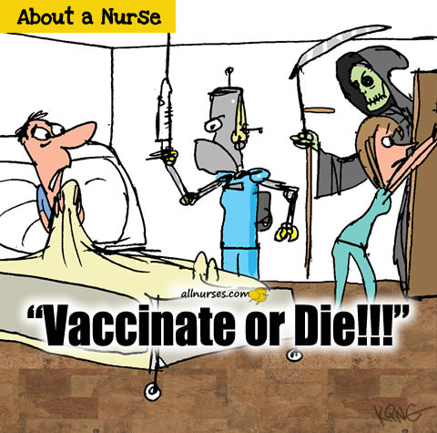 To vaccinate or not to vaccinate, that is the question
