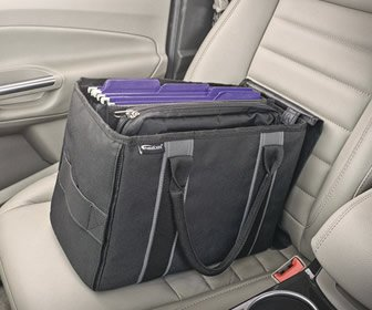 View the product Mini Mobile Office File Tote by Hopkins Medical