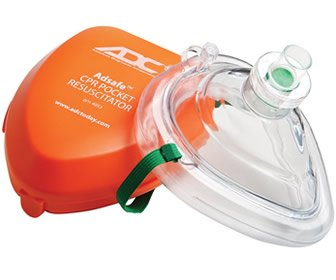 View the product Adsafe™ CPR Pocket Resuscitator