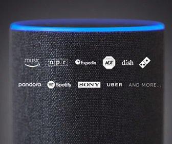 View the product Amazon Echo (Echo, Echo Dot)