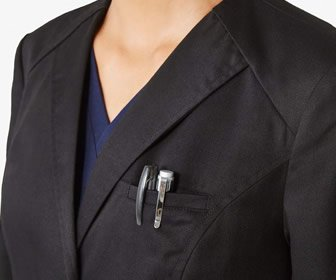 View the product Aurora Premium Lab Coat by FIGS