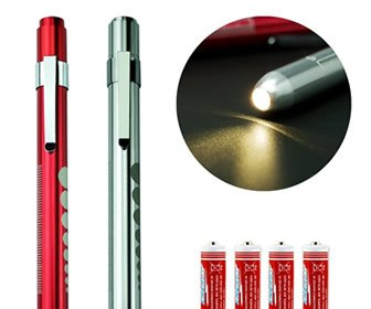 View the product Diagnostic Zitrades Medical Reusable LED Penlight