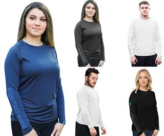 View the product Dri-Fit Undershirt for Scrubs