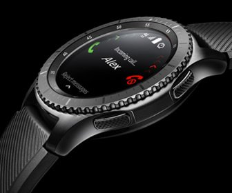 View the product Galaxy Gear S3 Watch