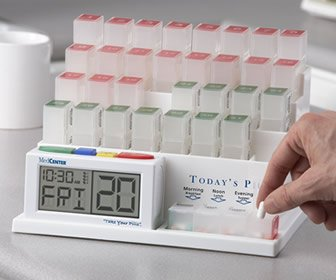 View the product Hopkins Talking Medication Organizer
