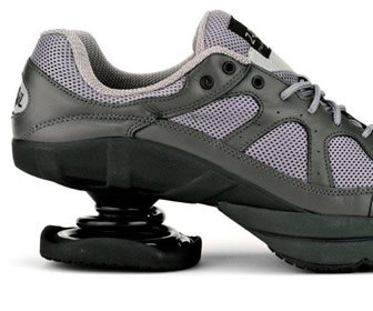 View the product Z-CoiL® Liberty Grey Men's and Women's Shoe