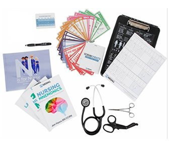 View the product Nursing School Starter Kit Platinum by NRSNG