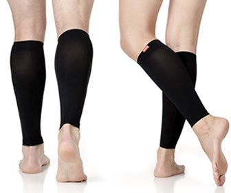 View the product VIM & VIGR UniSex Compression Leg Sleeves