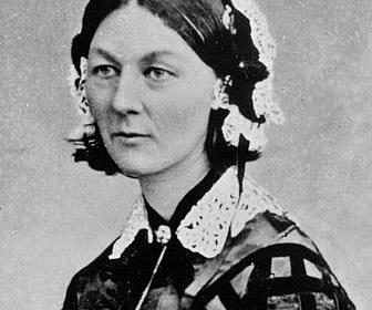 Thank you, Florence Nightingale