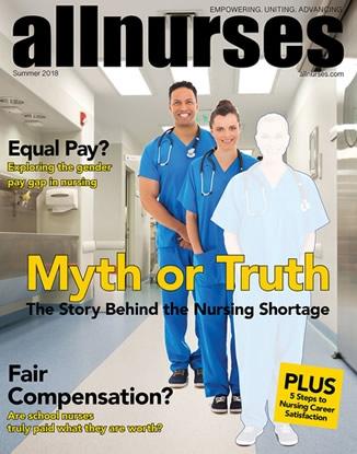 allnurses Magazine Summer Issue: Quarterly Publication for Nurses