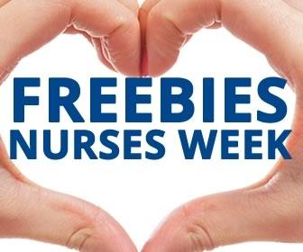 Nurses Week 2016 Freebies