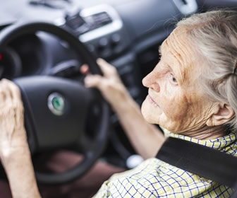 Driving While Elderly