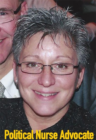 Political Nurse Advocate - Pamela Robbins, MSN, RN