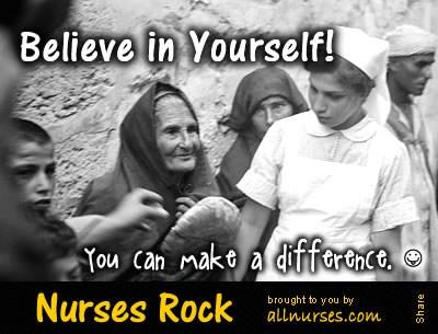 Believe In Yourself & I Will Believe In You