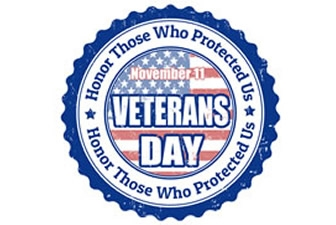 Veteran's Day 2015 - Shout Out to All Vets!