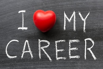 How I started to love my career...