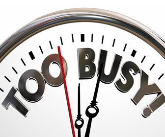 10 Ways to Reduce Busy-ness and Restore Health to Your Life