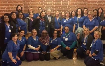 Illinois Nurse Staffing Survey