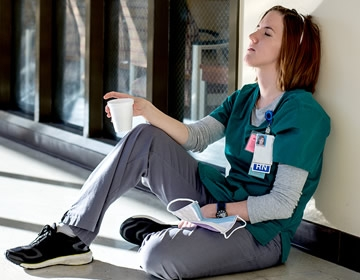 Sensory Processing Sensitivity: Is Being Highly Sensitive Associated with Stress and Burnout in Nursing?