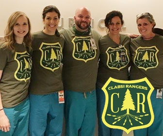 Utilizing CSI to Reduce Central Line Infections - Meet the CLABSI Rangers