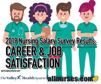 2019 Nursing Salary Survey Part 2:  Career and Job Satisfaction