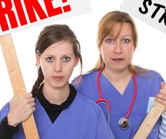 6,500 Nurses to Go Out on Strike 09/20/19 in Four States