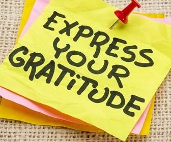 Positive Psychology of Gratitude