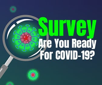 SURVEY: Nurses, Are You Prepared for an Encounter with COVID-19?