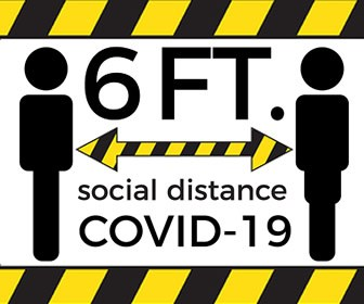 Social Distancing - A Touchy Subject