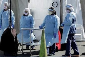 Massive shortage of ICU trained nurses during COVID-19 pandemic: The need for cross training