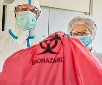 How Do Hospitals Dispose of Medical Waste During a Pandemic?