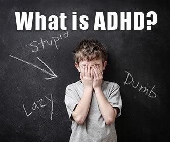 Stupid, lazy, or ADHD?