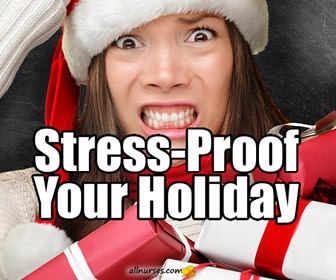 Stress Proofing the Holidays