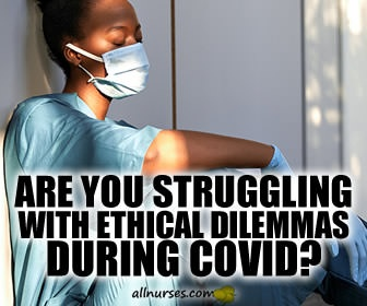 Nursing in a Pandemic - Pandemic Ethics Podcast with Nurse Beth