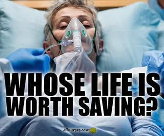 Rationing Care in COVID: Whose life is worth saving?