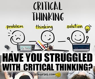 Critical Thinking is MUCH more than an NCLEX Buzzword