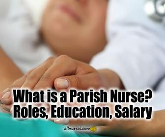 Faith Community Nursing (FCN) / Parish Nurse