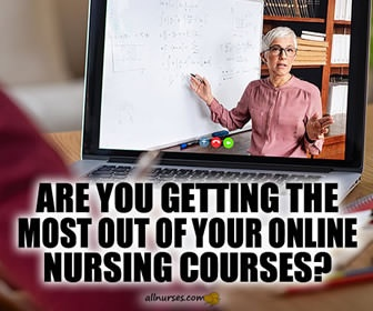 How To Succeed With Your Online Nursing Courses