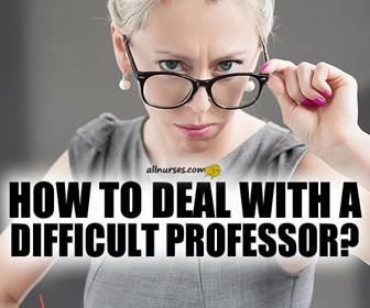 How to Deal with Difficult Professors