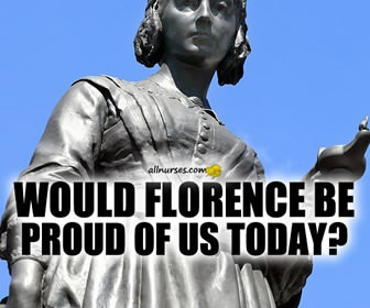 What if Florence Nightingale Could See Us Now?