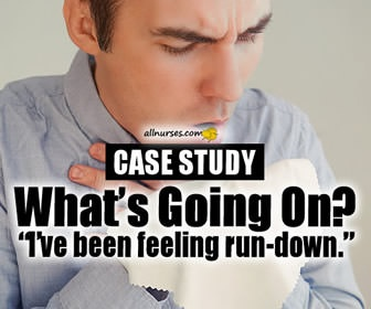 Breathless, Coughing and Run-down: What's Going On?   Case Study