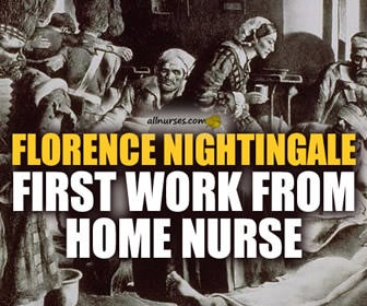 Florence Nightingale's Revolution from Home