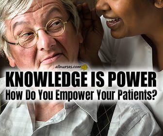 Educating Patients | Knowledge is Power