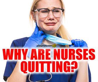 Nurses are Fleeing the Hospital