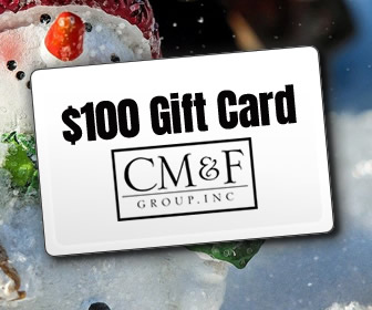 $100 Gift Card courtesy of CM&F Malpractice Insurance